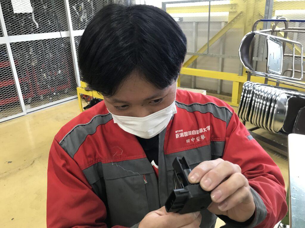 GIA 新潟国際自動車大学校
